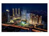 Disewakan Apartemen Mediterania Garden Residences I Tanjung Duren, Jakarta Barat – Tower Dahlia 2 BR Fully Furnished