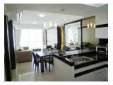 Sewa dan Jual Apartemen Hamptons Park – 1 / 2 / 3 BR Fully Furnished