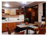 Disewakan Apartemen St Moritz 2BR, Full Furnished - Puri Indah, Jakarta Barat