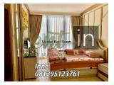 For Rent Apartment District 8 SCBD Senopati Available All Type 1 / 2 / 3 / 4 Bedroom Fully Furnished
