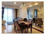 Disewakan Apartemen Casa Grande Residence 2BR+1 88sqm Full Furnished Brand New
