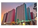 Disewakan/Dijual Apartemen Green Pramuka City – 2 BR Fully Furnished