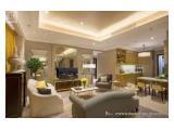 Sewa dan Jual Apartemen Pondok Indah Residence – Type 1 / 2 / 3 BR Fully Furnished & Brand New