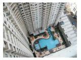 Sewa Apartemen Sudirman Park Jakarta Pusat - 1 BR (35 m2) Fully Furnished