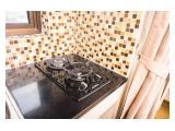 Apartemen Kebagusan City Disewakan – Tower Royal – 1 BR 28 m2 Full Furnished