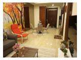 Sewa dan Jual Apartemen South Hills Kuningan, Jakarta Selatan - 1 / 2 / 3 BR Fully Furnished