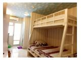Disewakan Apartemen Studio Gading Nias Residence Jakarta Utara