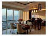 Disewakan Apartemen Kemang Mansion Jakarta Selatan - 1 / 2 / 3 BR Fully Furnished