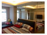 HOT UNIT.Disewakan Apartemen Green Lake Sunter,tipe Studio & 2Bedrooms,furnished,semifurnished,unfurnished ready Stock