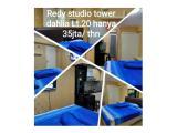 specialis sewa unit Apartemen bassura city, studio full furnish mulai dari 35jt/thn, 1BR 40jt/thn, 2BR 47jt/thn, 3BR 65jt/thn