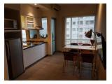 Sewa Apartemen Sudirman Park Jakarta Pusat - 2 BR Furnished - Tanpa Perantara