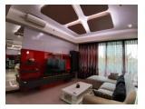 Disewakan Bulanan/Tahunan Apartemen St Moritz 4BR, Full Furnished - Puri Indah, Jakarta Barat