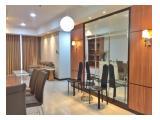 Disewakan Apartemen Casa Grande Residence Tower Angelo 3+1 Bedrooms Luas 117 SQM Fully Furnished