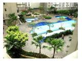 Sewa Apartemen Studio Greenbay Pluit - full furnished