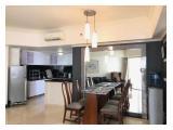 DISEWAKAN / DIJUAL Apartemen Sudirman Tower Condominium 3 Bedroom Fully Furnished