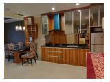 [For Rent] 2+1 Apartment Fully Furnished in Sahid Sudirman Residence