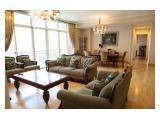 Sewa dan Jual Apartemen Senayan Residences – 1 / 2 / 3 BR Full Furnished