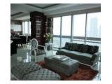 Sewa dan Jual Apartemen Kemang Mansion – Studio/ 1 BR / 2 BR Fully Furnished