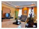 DISEWAKAN BELLEZA APARTMENT 3 BR FULLY FURNISHED