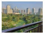 Disewakan Apartemen Senayan Residence – 2 + 1 Bedrooms 155 m2 Fully Furnished