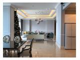 Disewakan Apartemen Raffles Residence 4BR Jakarta Selatan