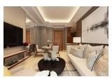 Disewakan Apartemen South Hills Kuningan, Jakarta Selatan - 1 / 1+1 / 2 / 3 BR Fully Furnished & Unfurnished