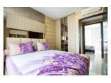 Disewakan Apartemen Central Park Residence di Jakarta Barat – 3+1 BR Fully Furnished