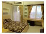 Disewakan Apartemen Taman Melati Margonda, Type Studio, Fully Furnished, Fully Wallpaper