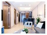 Disewakan Best Deal Price, Apartemen South Hills - 1/2/3 Bedroom by In House Marketing