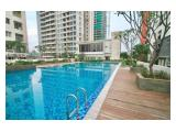 Disewakan Apartemen Aspen Residence Dekat Mall, MRT dan Transjakarta - Semi Furnished & Fully Furnished