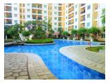Best Deal!! For Rent Daily/Monthly/Yearly - Studio/2 Bedroom Apartment at Mall of Indonesia (MOI) - Kelapa Gading - North Jakarta