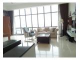 Sewa Apartemen Senopati Penthouse - 2+1 BR Luas 135 m2 Full Furnished, Private Lift