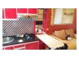 Sewa Apartemen Green Palace, Kalibata City - Tower Viola HUK View Swiming Poll Full Furnished 2 BR