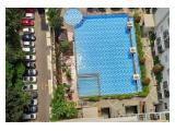 Disewakan Apartment Signature Park Tebet - Studio Luas 38,5 m2 Full furnished