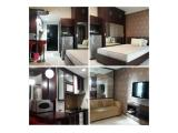 Apartemen Disewakan Studio Good furnished