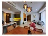 TERMURAH!!! Jual / sewa Apartemen 1Park Avenue Gandaria Jakarta Selatan – 2 / 2+1 / 3 Bedrooms Fully Furnished by In House Agent