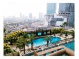 Disewakan Apartemen Bellagio Residence 2 Bedroom+1 study room, 84 Sqm Fully Furnished