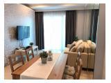 Disewakan Apartemen Hamptons Park Jakarta Selatan - 2+1BR Full Furnished