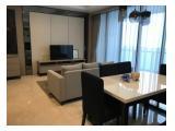 Disewakan Apartemen Distric 8 Senopati  2 BR Size 153sqm  Price Negotiable