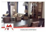 Disewakan Casablanca Apartment 3 BR, 170sqm, spacious with best price by Malago Project