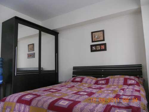 Disewakan Apartemen Sahid Metropolitan Residence Studio Fully