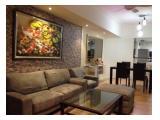 Sewa Apartemen Condominium Taman Anggrek - 2+1 BR Fully Furnished