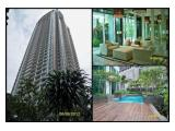 Sewa Apartemen Kemang Village - Tower Cosmopolitan - 2+1 Bedrooms Fully Furnished