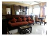 Sewa/Jual Apartemen Sudirman Park - 2 BR Fully Furnished - City & Pool View