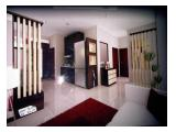 Sewa/Jual Apartemen Sudirman Park - 1 / 2 / 3 BR Fully Furnished - City & Pool View