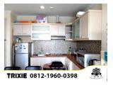 Disewakan Apartemen Kelapa Gading Square (MoI) - 2 BR Full Furnished Siap Huni