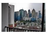 Sudirman View from Balcony