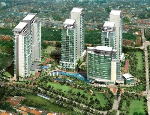 Essence Apartment for Rent in Dharmawangsa on Tower ...