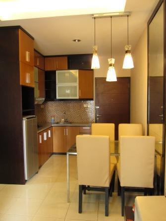 Disewakan Apartemen Salemba Residence - 2 BR Full Furnished