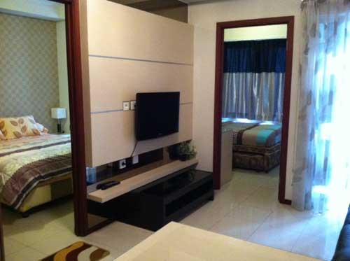 Cozy Studio At The Springlake Apt By Travelio Bekasi Indonesia